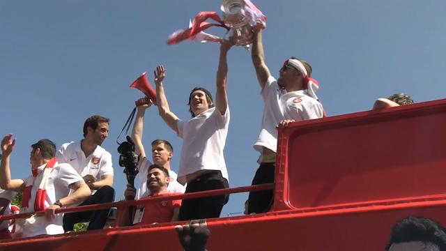 Arsene Wenger Hails Greatest FA Cup Win
