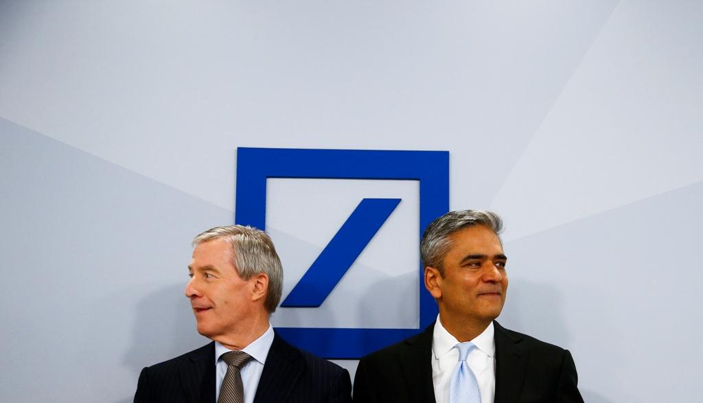 Deutsche Bank CEOs
