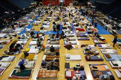 evacuees