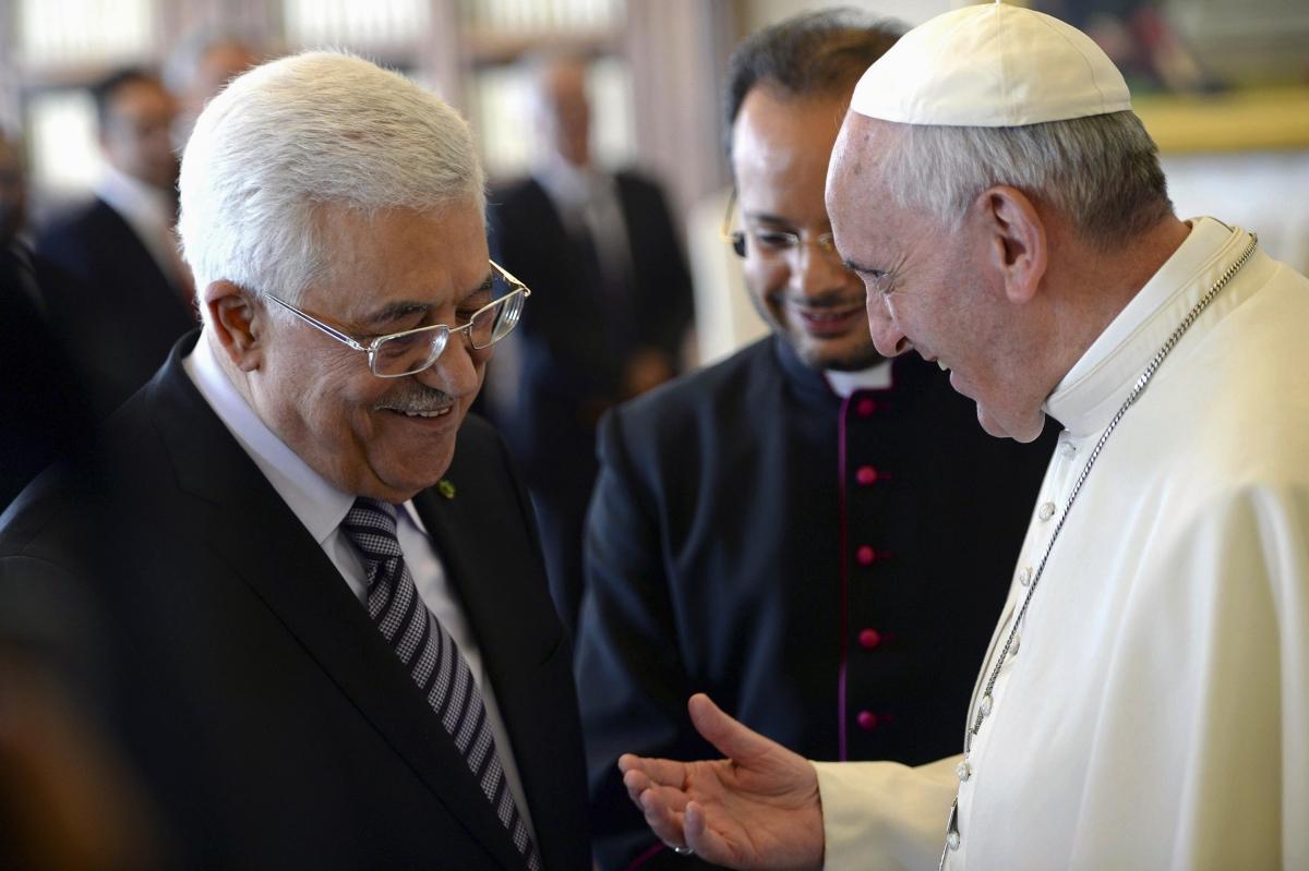 Pope Francis Palestine Israel