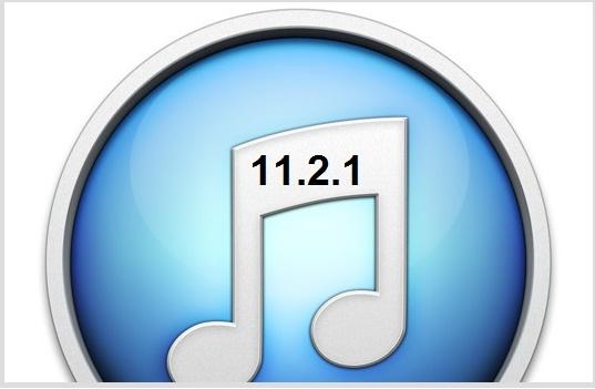 iTunes 11.2.1