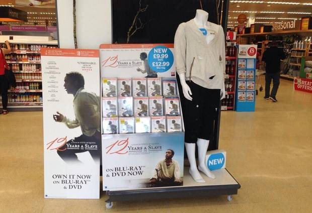 12 Years a Slave Mannequin