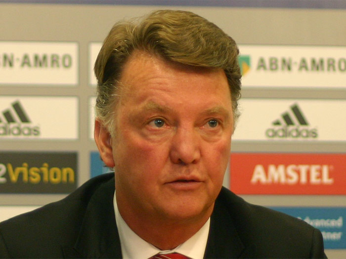 Louis van Gaal Appointed Manchester United Manager