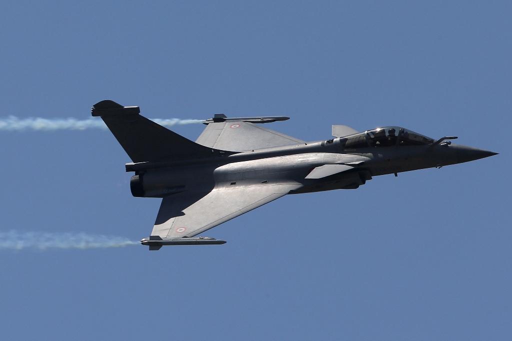 Dassault Rafale Jets