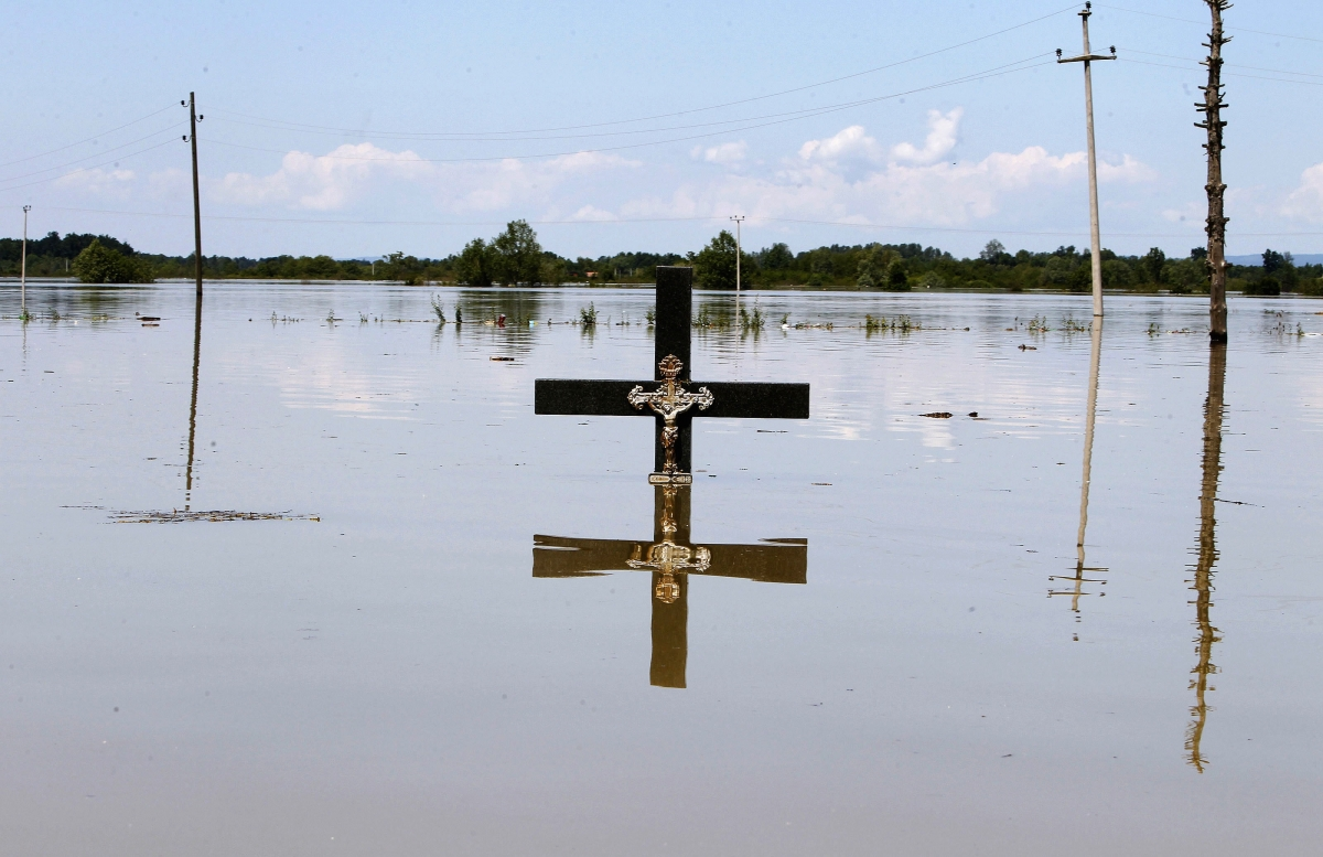 Bosnia Serbia Flood Balkans