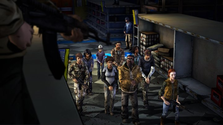 The Walking Dead Season 2 Episode 3: In Harm's Way Review