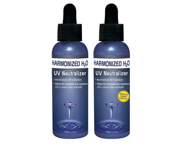 Harmonised H20 UV