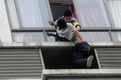 suicide catch