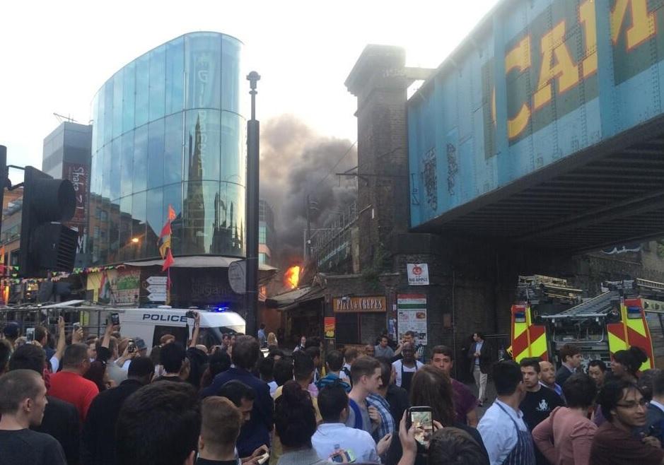 Camden Fire