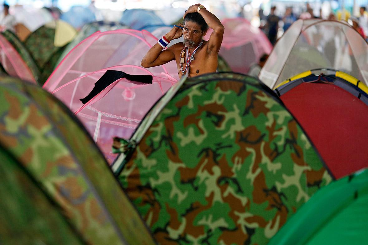anti tent