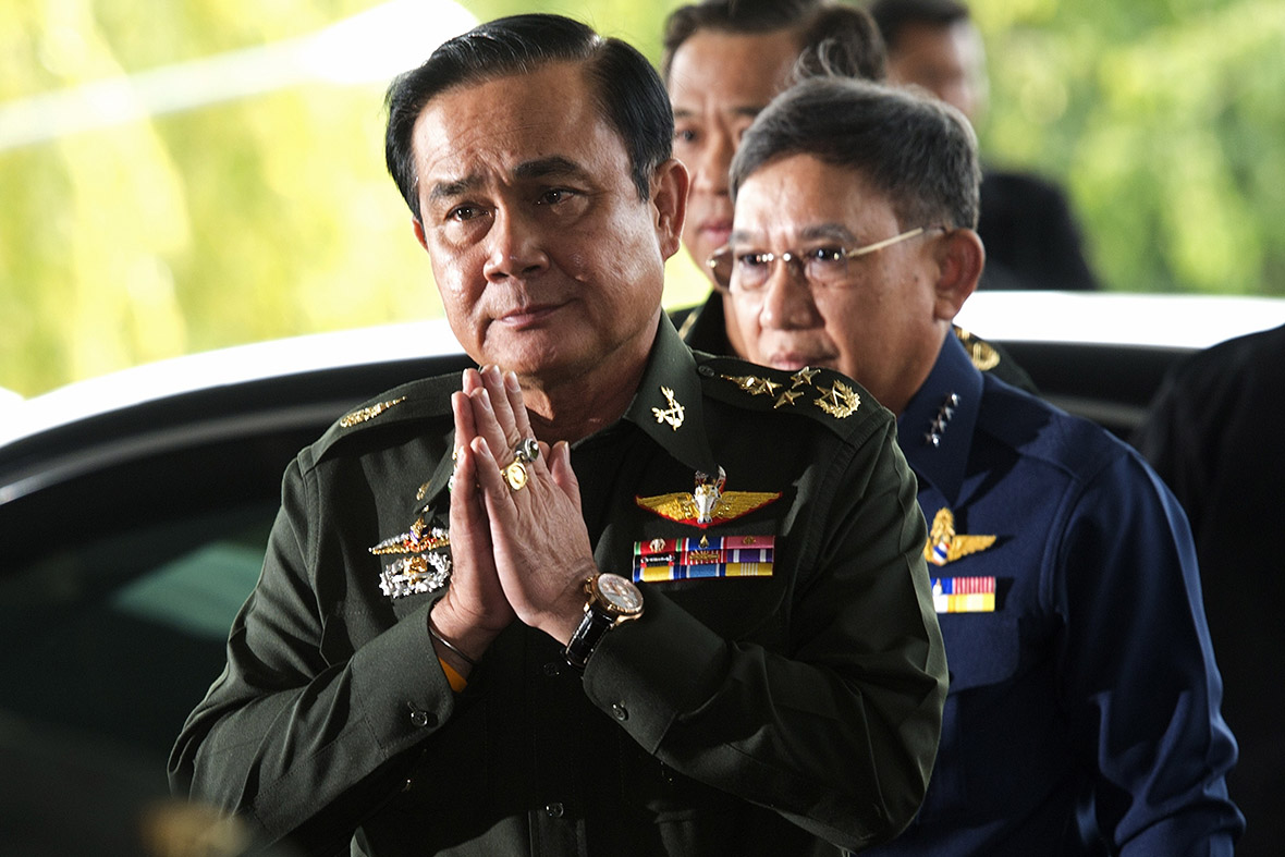 thai army chief