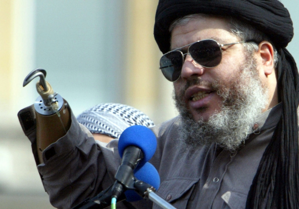 Abu Hamza Convicted of US Terrorism Charges