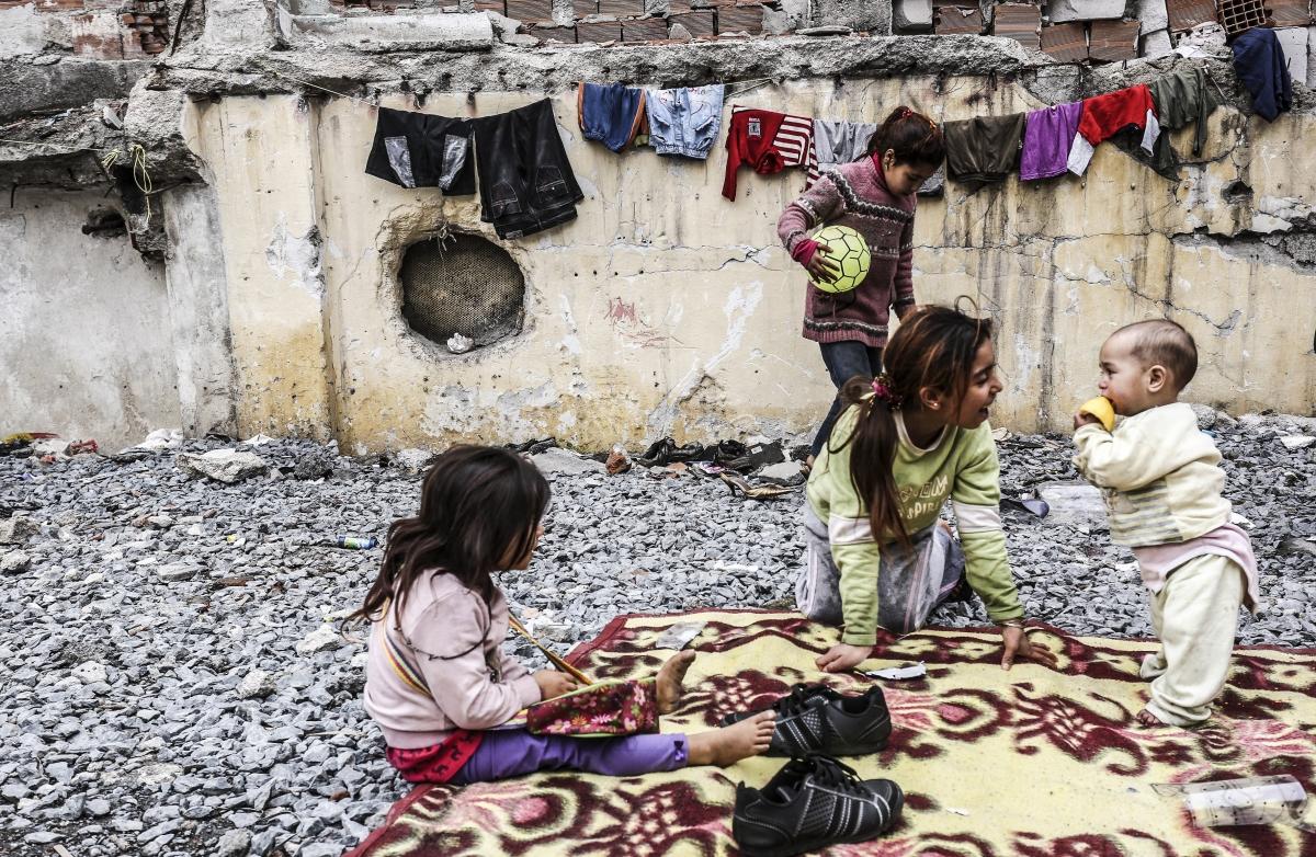 Istanbul Syrian refugees turkey