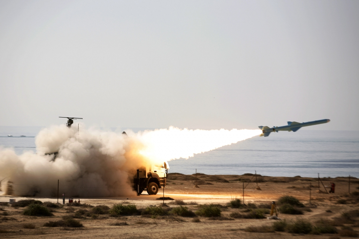 Iran holds daylong massive anti-drone drill in Persian Gulf