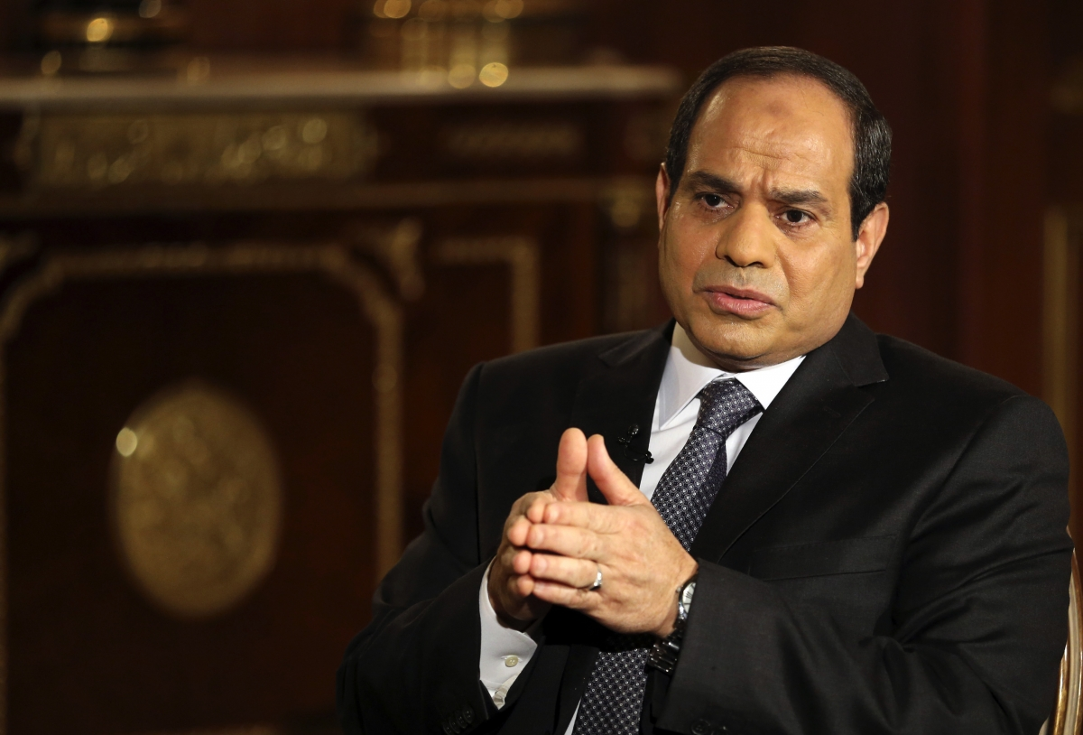 Sisi Cairo