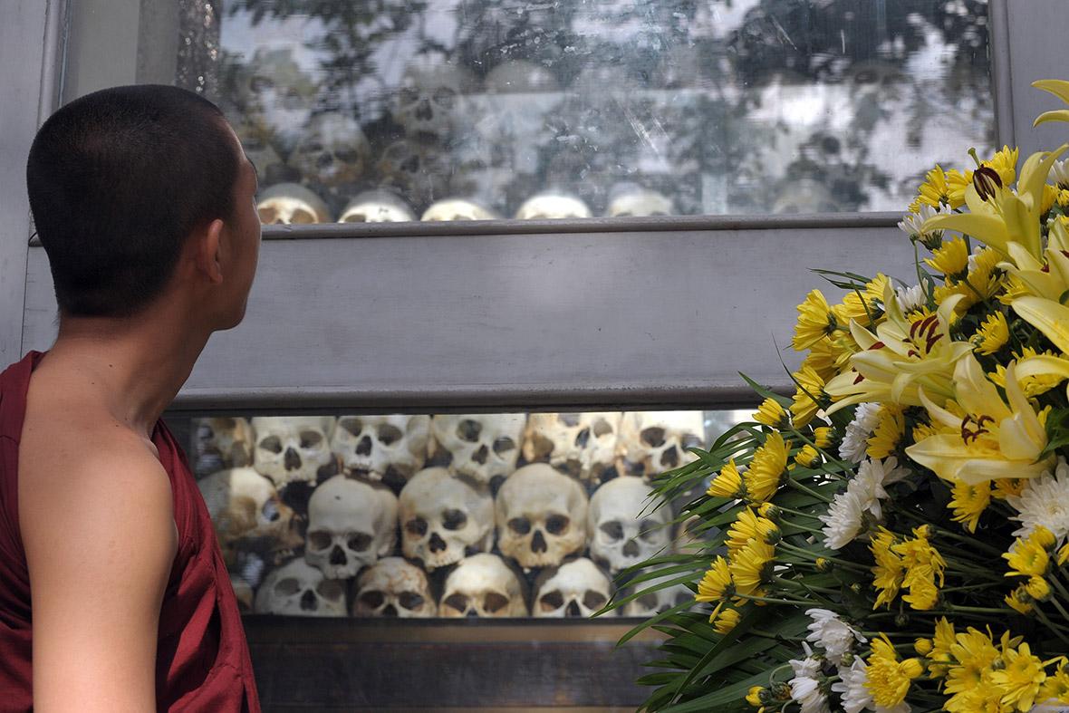 monk skulls