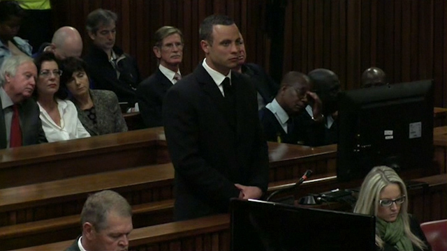 Oscar Pistorius Sent for 30 Days of Mental Tests