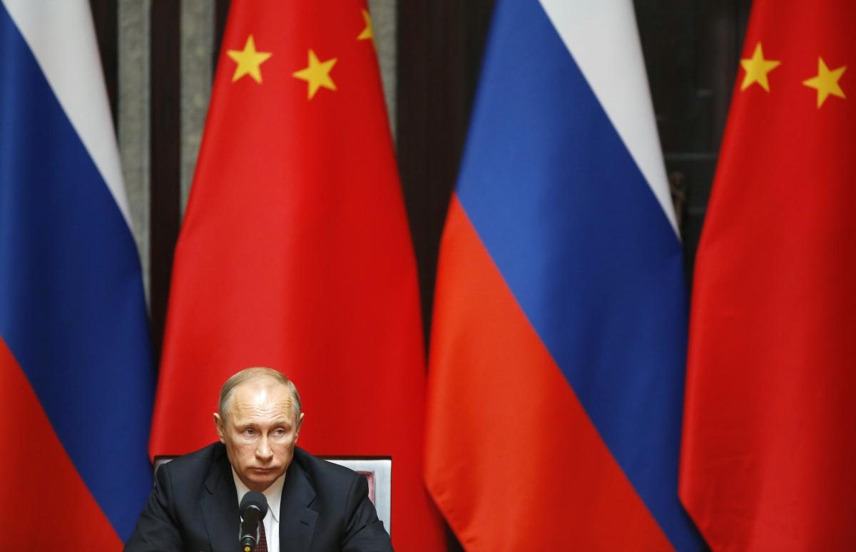 Vladimir Putin China