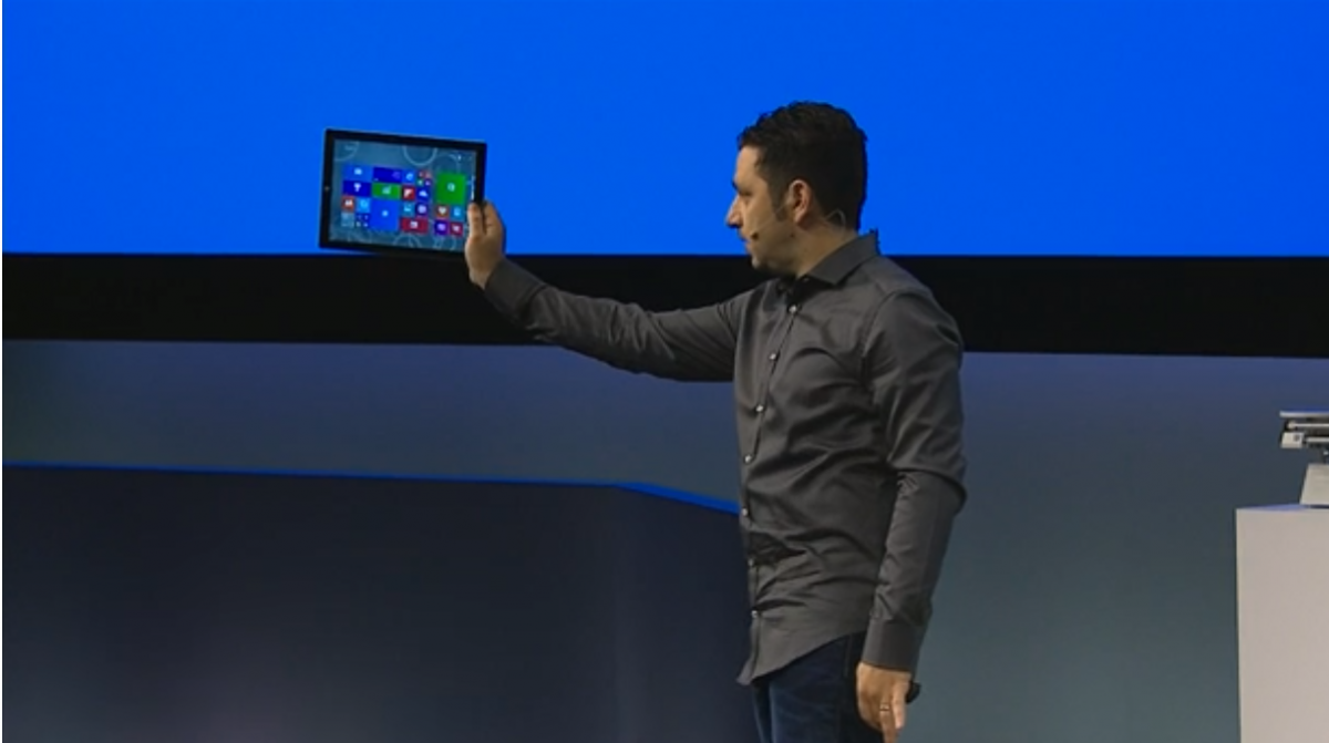 Surface Pro 3 Launched by Microsoft