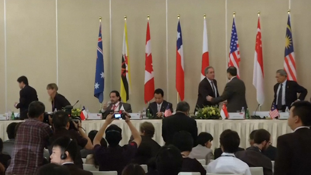 Trade Ministers See Headway on TPP, Issues Remain