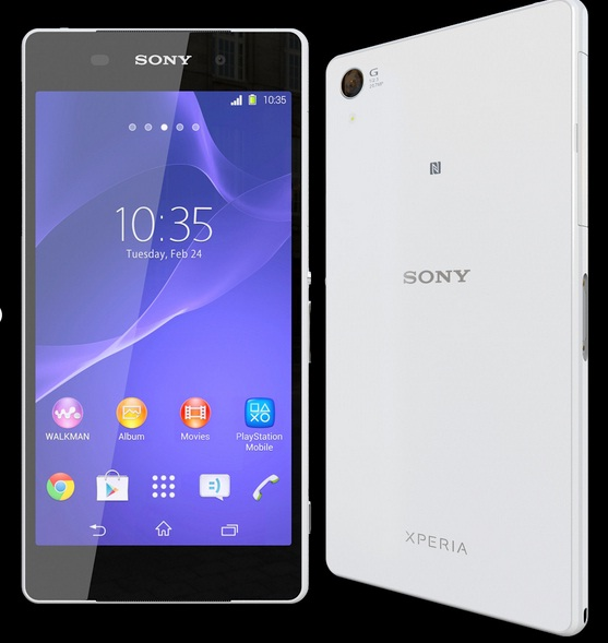 sony xperia z3 details emerge next xperia to have metal. Black Bedroom Furniture Sets. Home Design Ideas