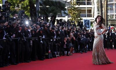 Aishwarya Rai at Cannes 2014