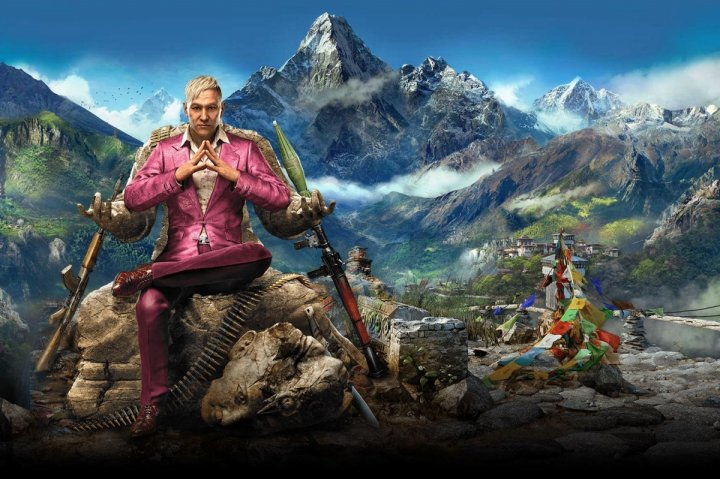 Far Cry 4 Developer Opens Up About Game\'s Features