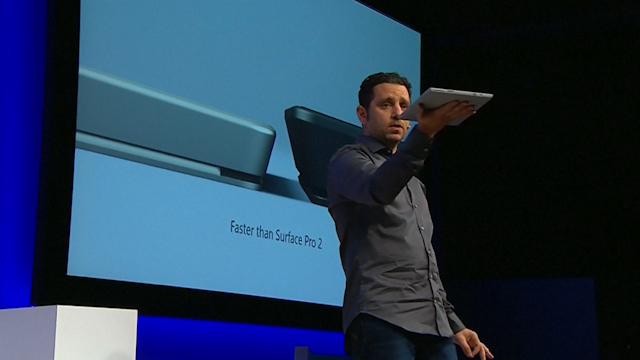 Microsoft Unveils Bigger Surface Pro 3 Tablet