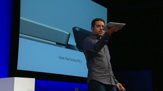 Microsoft Unveils Bigger Surface Pro 3 Tablet