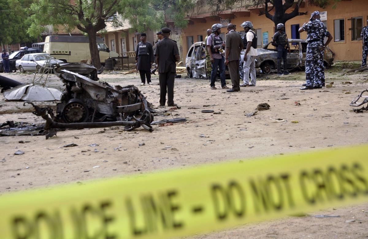 Boko Haram Nigeria North