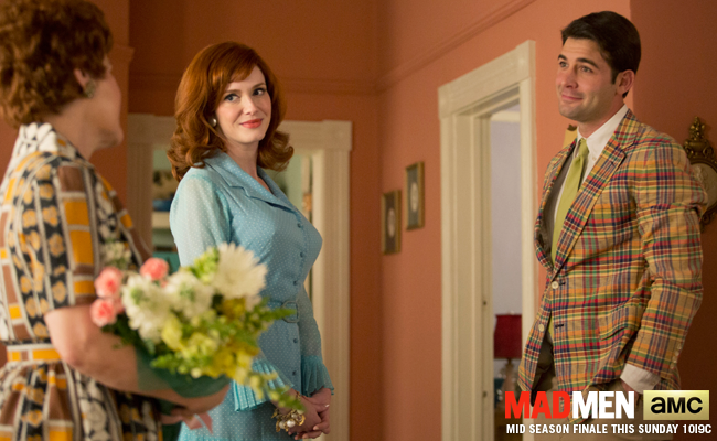Mad Men Mid-Season Finale: Is Megan Draper Going to Die in Plane Crash?