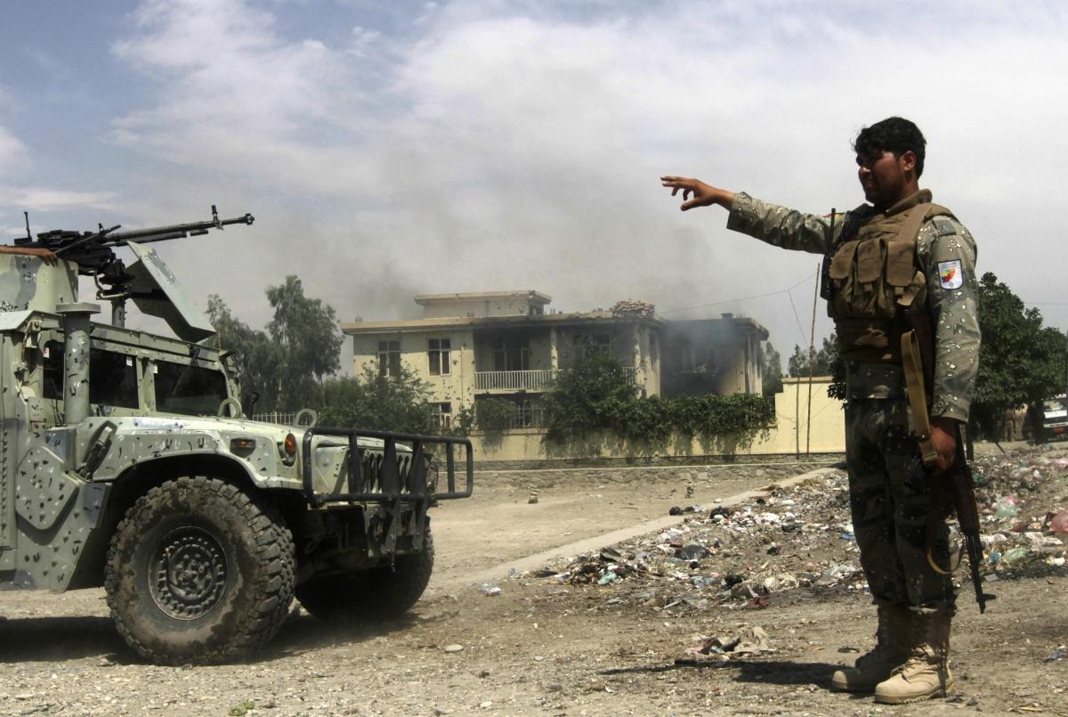 Taliban Afghanistan NATO