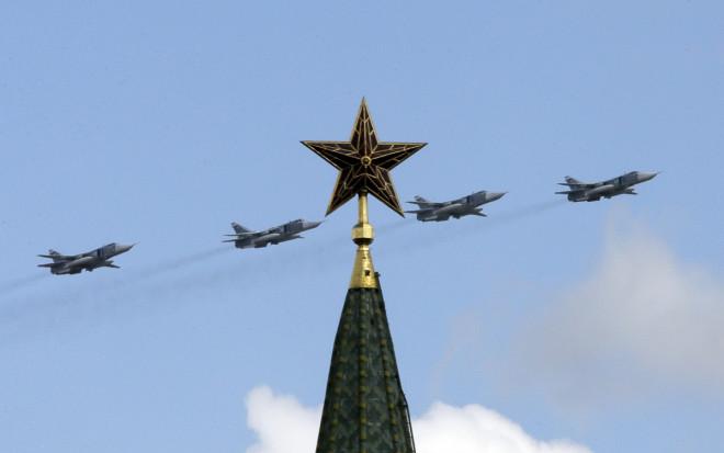 Russia Finland Jet