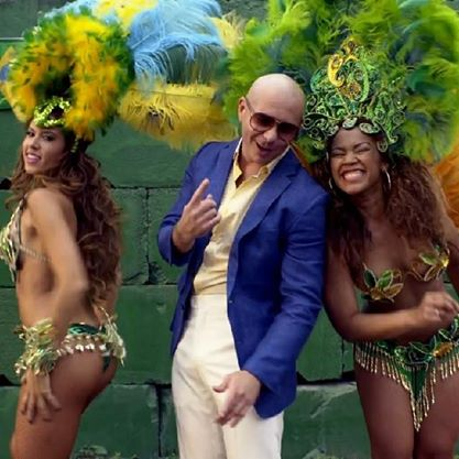 Pitbull's FIFA World Cup Anthem Receives Backlash on Twitter
