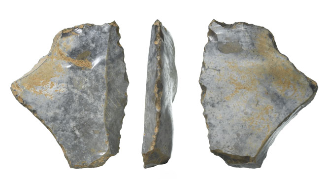 Archaeologists Discover Earliest Prehistoric Object in London