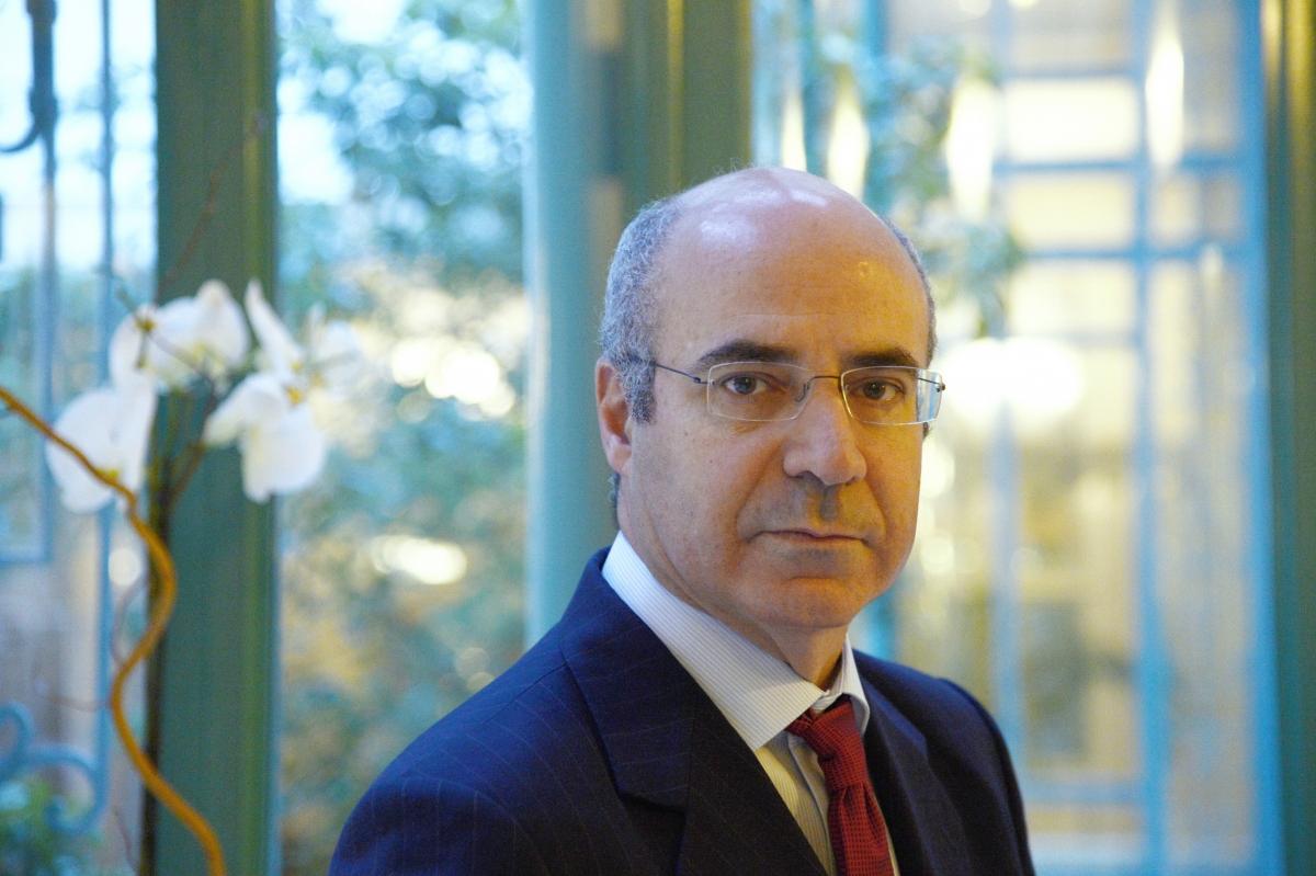Sergei Magnitsky Bill Browder