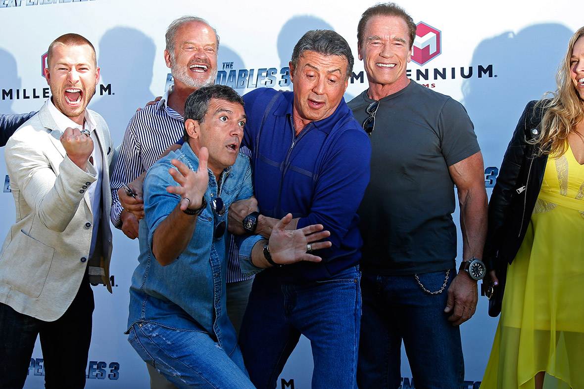 face expendables