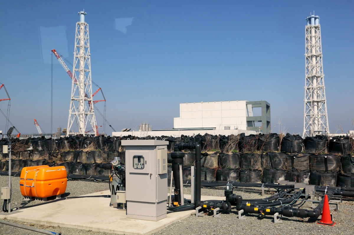 Hydrogen Explosion Threat At Japan S Fukushima Nuclear