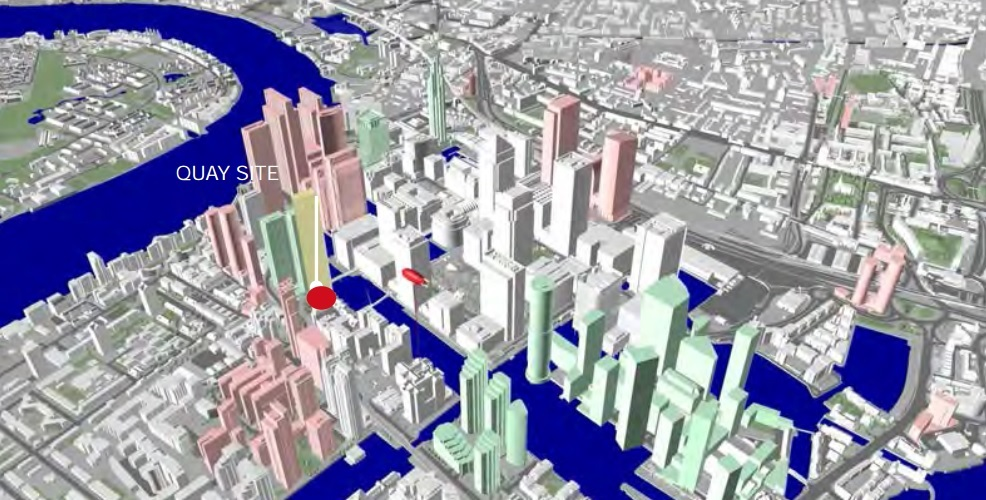 Canary Wharf future