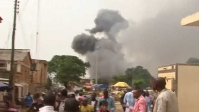 Second Blast in Jos Captured On Video