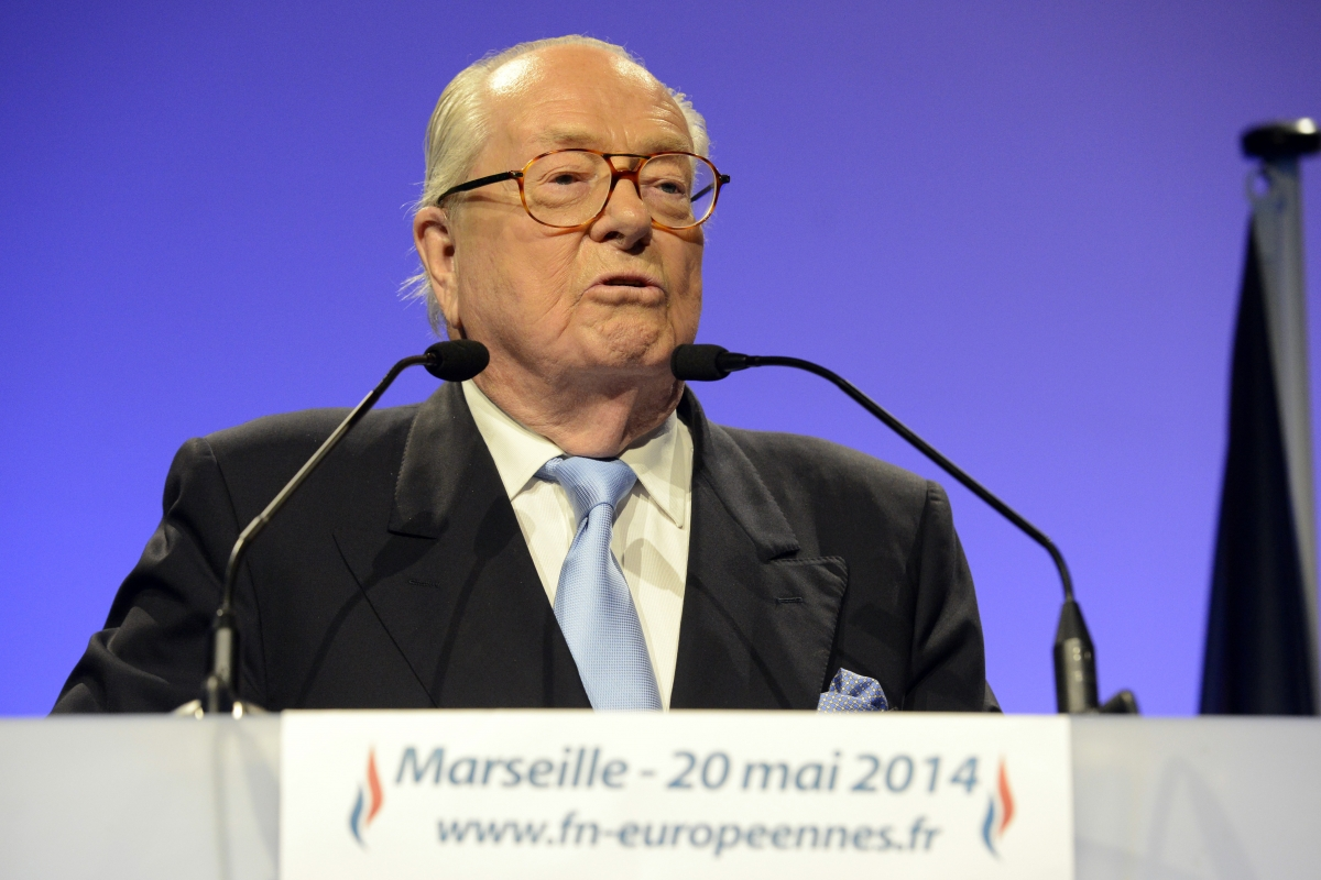Le Pen france Ebola Immigration
