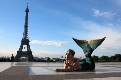 paris mermaid
