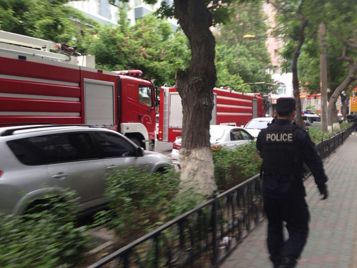 Explosion in China's Xinjiang Capital Kills 31