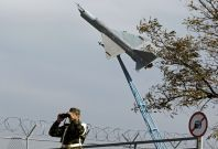 Aegis missile defence system