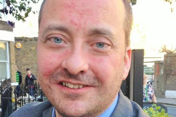 Ukip candidate Peter Lello, who was arrested for allegedly sexually assaulting a homeless Bulgarian