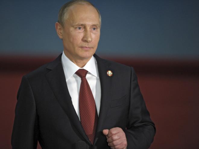 Putin Shanghai