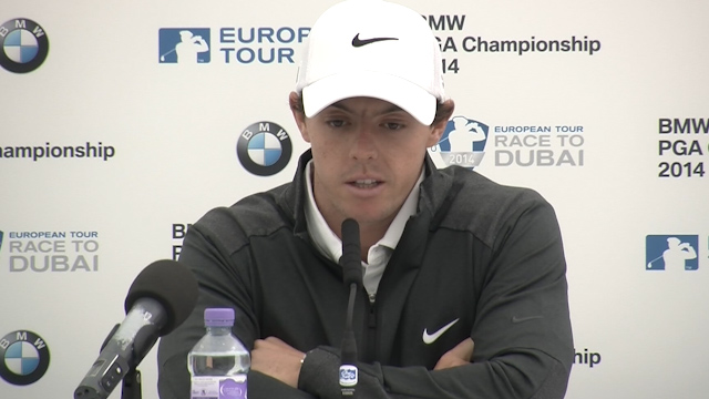 Rory McIlroy on Relationship Break-up
