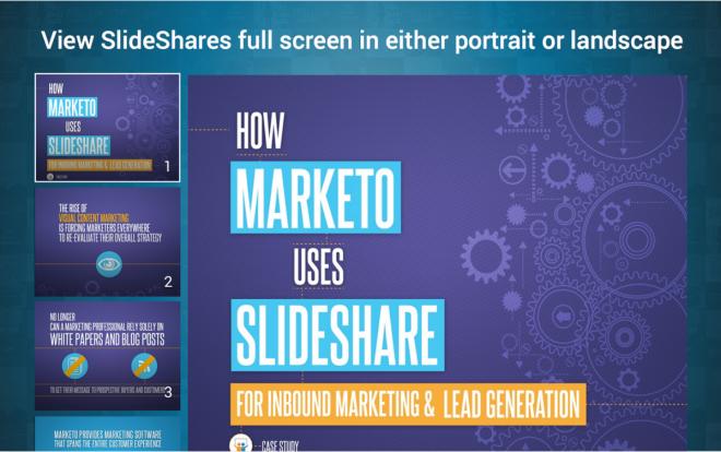 Slideshare Android App
