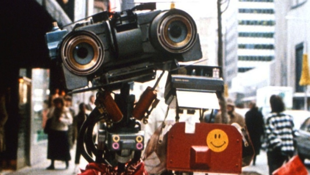 Johnny Five from Short Circuit
