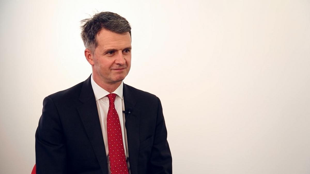 HSBC Poland Chief John Rendall on the Past 10 Years of Poland and the EU